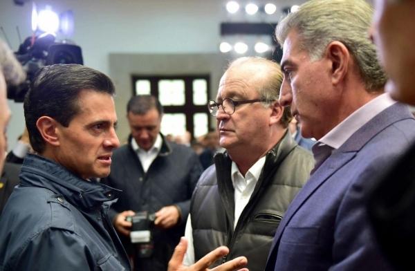 Avanza reconstrucción de Puebla con apoyo de la federación: Gali