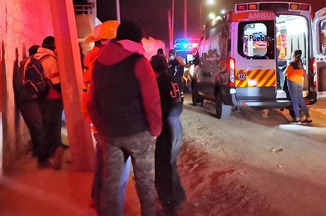 Familia y trabajador de la construcción  son arrollados en el Bulevar Clavijero