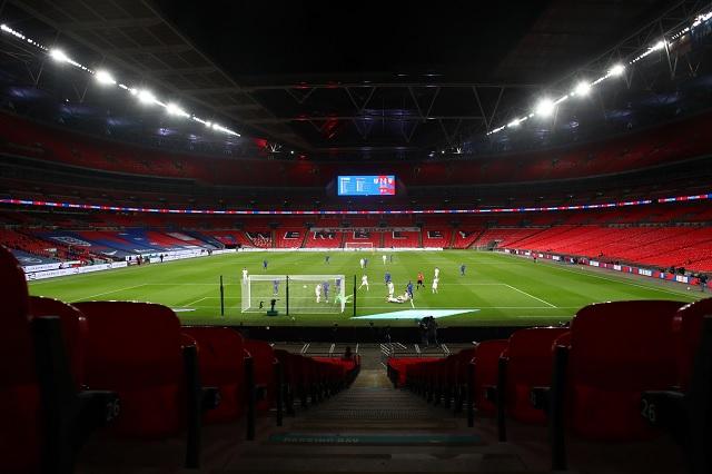 Final de FA Cup, el experimento con público que servirá de prueba a la Eurocopa