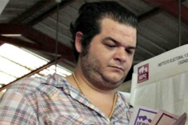 Difunden video de la captura de un hijo del ex gobernador Andrés Granier