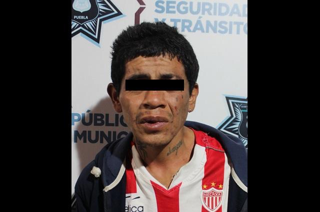 Recuperó SSC de Puebla autopartes robadas; hay una persona detenida
