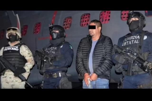 Federales capturan en Baja California a La Vieja, operador de El Marro