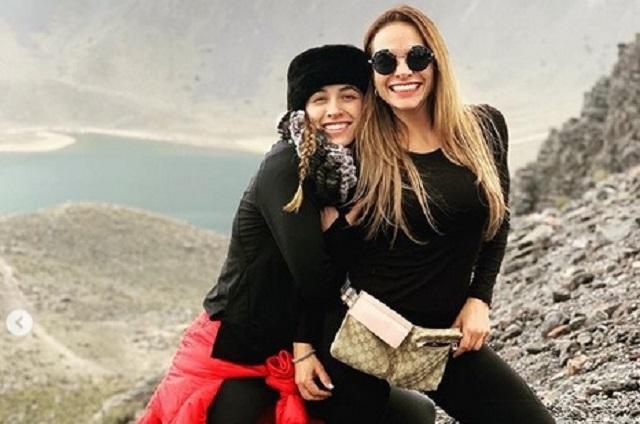 Fabiola Campomanes le dedica bello mensaje a su hija en Instagram