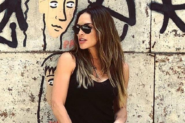 Fabiola Campomanes anunció retiro indefinido tras percance