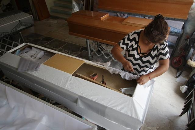 Rebasa Puebla en 15% muertes estimadas en el confinamiento