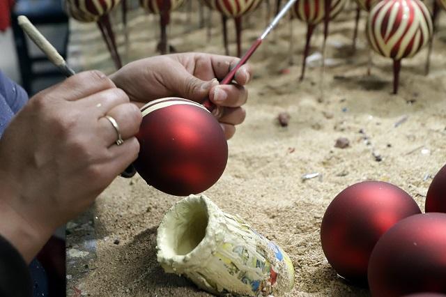 Esferas de Chignahuapan: conoce su historia y producción