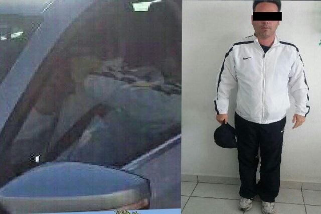 Luis de Llano Stevens es detenido en Puebla por desobedecer a juez