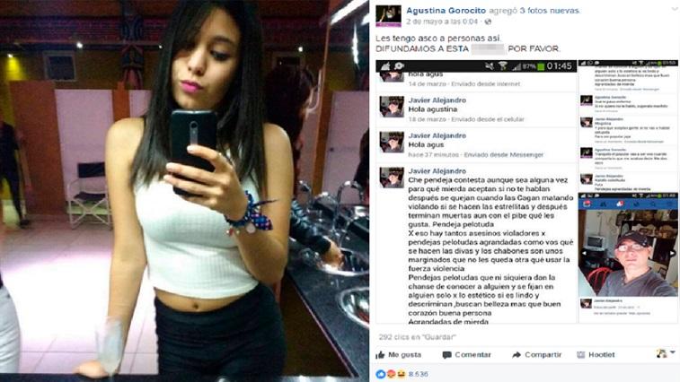 Chica aceptó como amigo a acosador en Facebook y vive un calvario