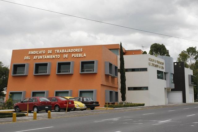 Sindicato del ayuntamiento no paga predial y deuda suma 322 mp