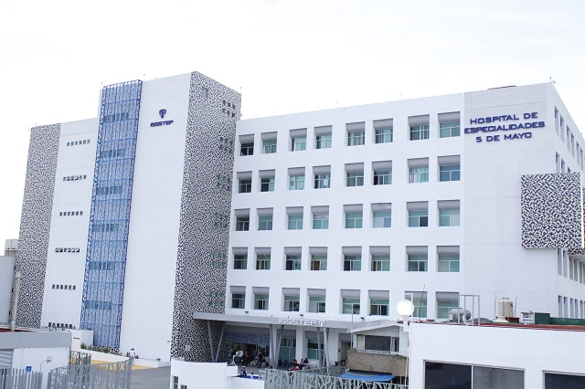 Convocatoria del Issstep para contratar médicos especialistas