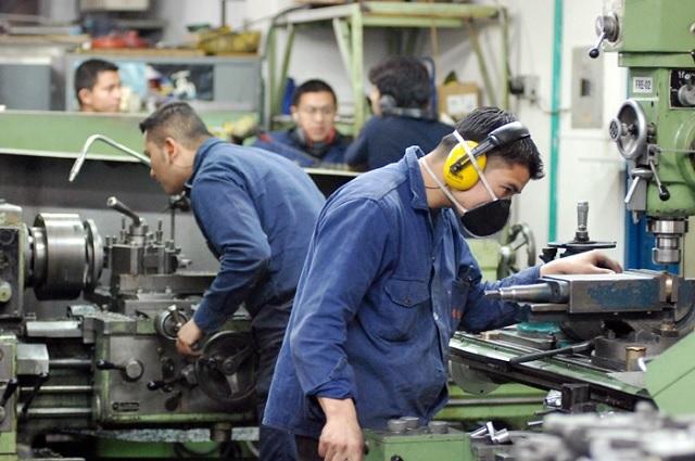 Tuvo Puebla en mayo la mayor caída industrial del país