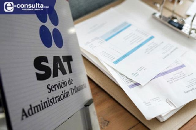 SAT agrega 116 empresas a lista de presuntas factureras
