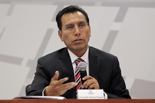 Facundo Rosas no desistió de amparo, sólo cambió de juzgado