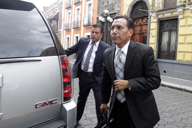 Facundo Rosas es un criminal y protegió a huachicoleros: Barbosa