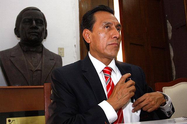 Facundo Rosas se fue sin finiquito alguno, aclara gobierno