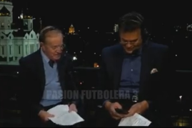 José Ramón Fernández y David Faitelson se burlan de Zague
