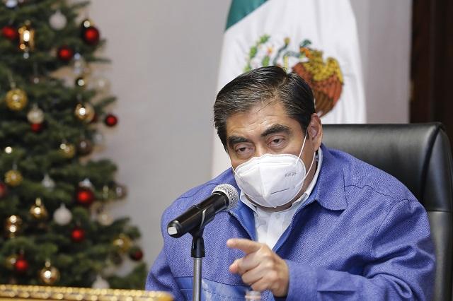 Apoyará gobierno vacunación contra Covid sin sectarismos: Barbosa