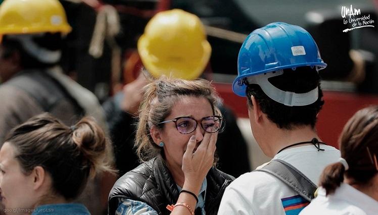 Miedo a sismos, violencia y fake news amenazan la salud