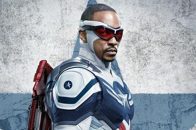 Muestran poster de Sam Wilson como el Capitán América