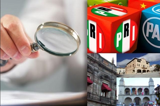 Fallan en transparencia 2 de cada 3 sujetos obligados en Puebla