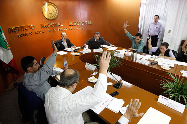 Denuncian fallas en registro del INE de representantes de casilla