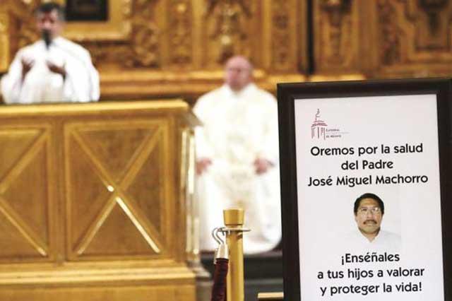 Fallece el sacerdote que fue atacado a puñaladas en la Catedral