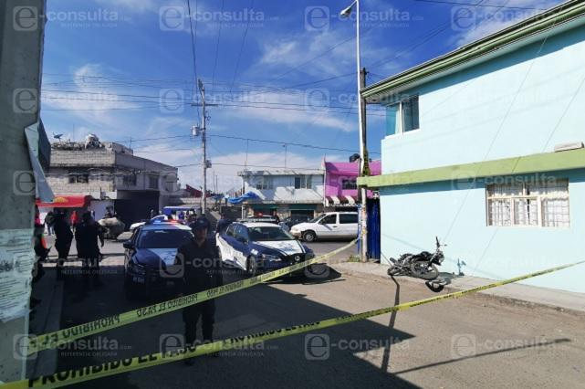 Fallida ejecución en Clavijero deja un motociclista herido