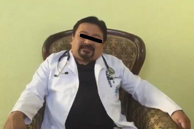 Detienen a presunto médico por estafar a indígenas con vacunas falsas del Covid-19