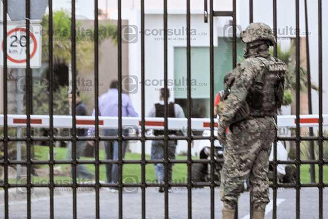 Familia de detenido en El Secreto niega vínculo con huachicoleros
