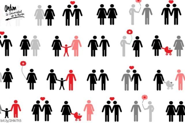 Respeto a la diversidad ha cambiado estructura familiar
