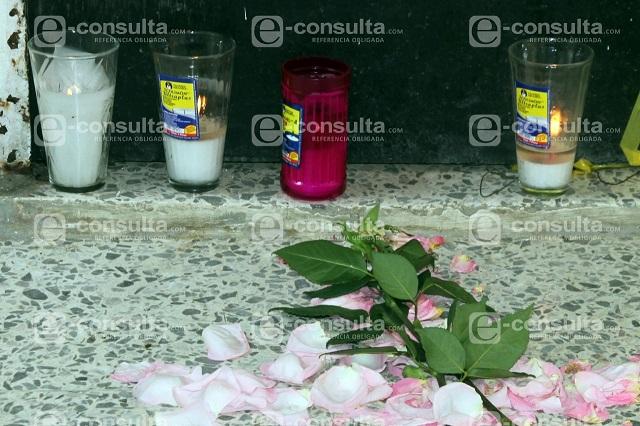 Sepultan a familia intoxicada en San Miguel Mayorazgo