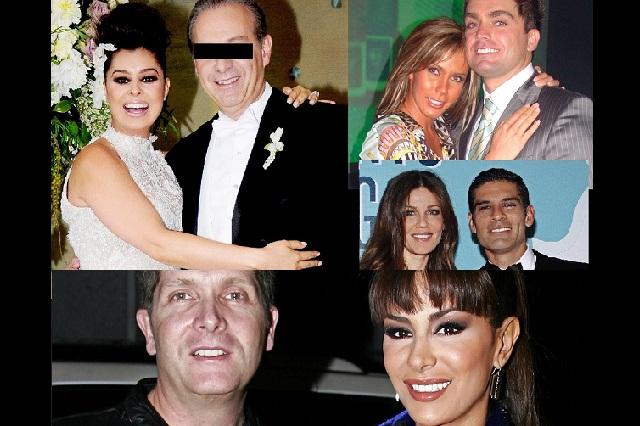 8 famosas que han vivido un calvario por sus parejas