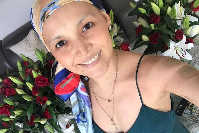 Gloria Trevi, Omar Chaparro y famosos lamentan muerte de Karla Luna