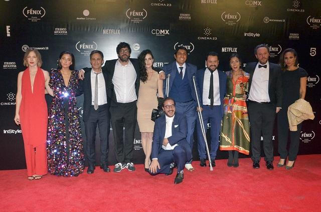 Galería: Famosos que fueron a gala del Premio de Cine Fénix