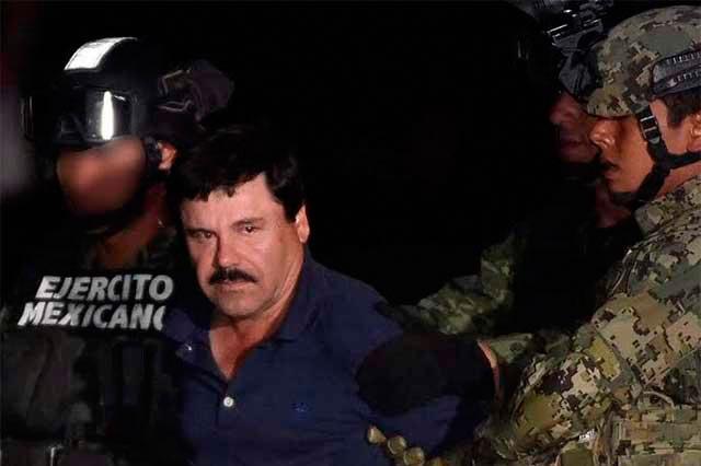 El Chapo sería aficionado al Puebla FC, según diario español