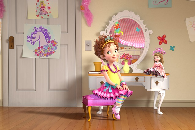 Fancy Nancy Clancy llega a Disney Channel, mira de qué trata