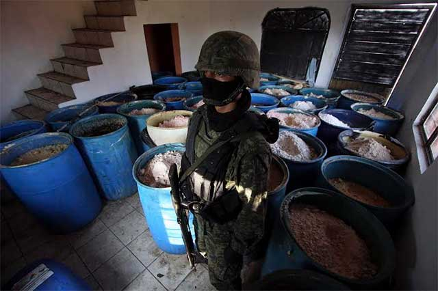 Farmacéuticas belgas les vendieron drogas a narcos mexicanos