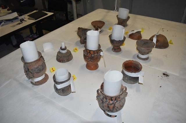 Restaura Secretaría de Cultura 13 piezas artísticas de Ixtacamaxtitlán