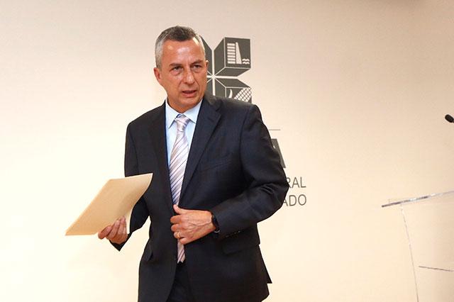 En 24 horas, avalan a Carrancá como fiscal general hasta 2022