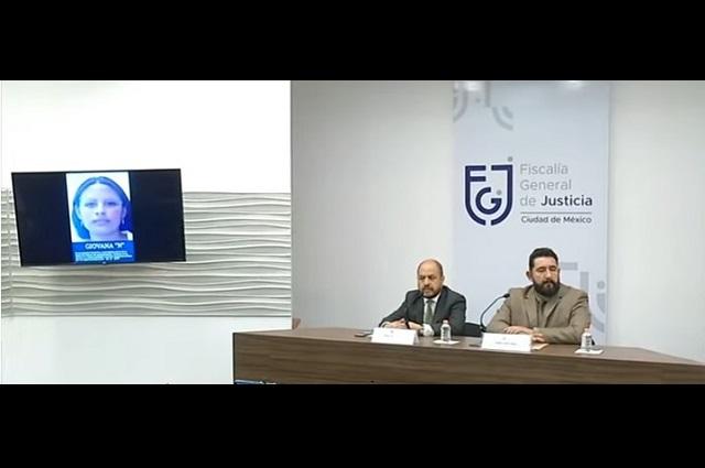 Por caso Fátima, FGJ pedirá capturar a Giovana N y a Mario Alberto N