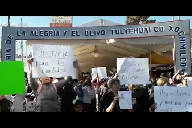 CNDH exige investigar si asesinato de Fátima fue para obtener órganos