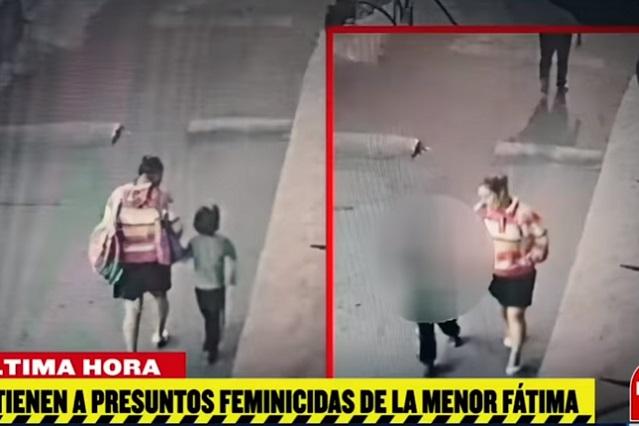 ¿Quién denuncio a presuntos asesinos de Fátima para que los atraparan?