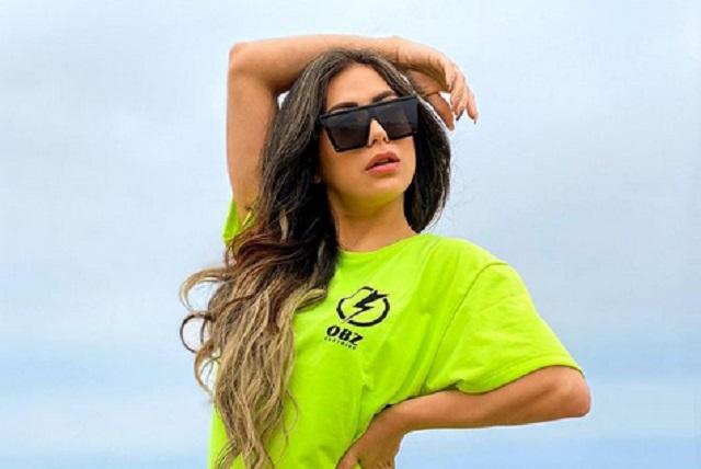 Ella es Fátima Segovia, la modelo que fue acosada en programa de tv