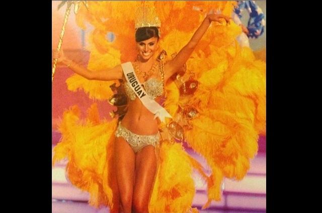 Mujer hallada muerta en hotel de la Nápoles fue Miss Universo Uruguay 2006