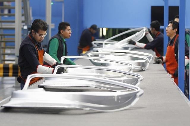 Con 400 mdp Faurecia construye nuevas oficinas en Puebla