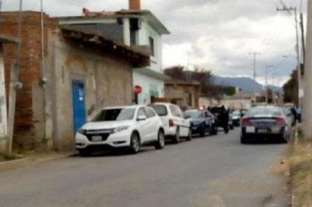 Desarticulan banda dedicada al robo en carretera en Chiautzingo