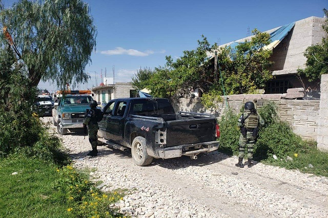 Ahora detonan granada en calles de localidad de Tepeaca