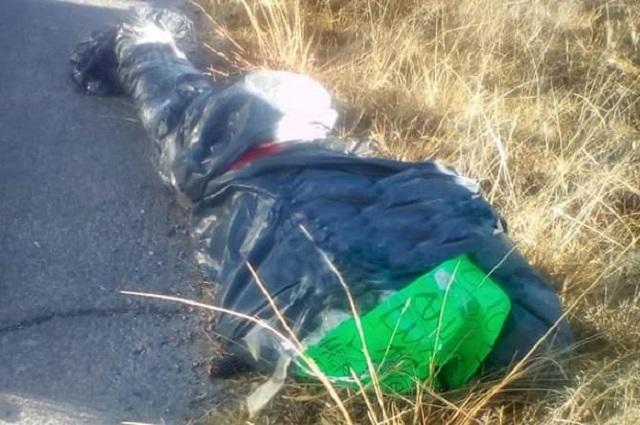 Hallan dos cuerpos embolsados, en Acatzingo y Grajales