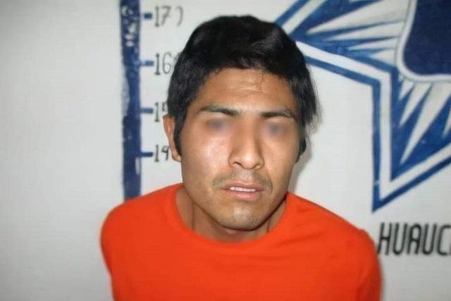 Detienen al asesino de un niño de 6 años en Huauchinango