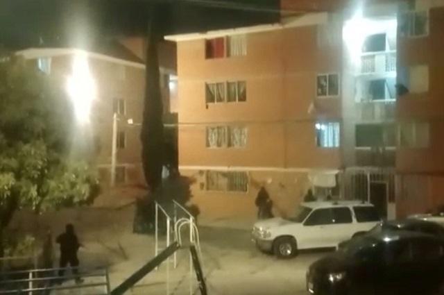 Exhiben ilegal cateo de la SSP en San Bartolo